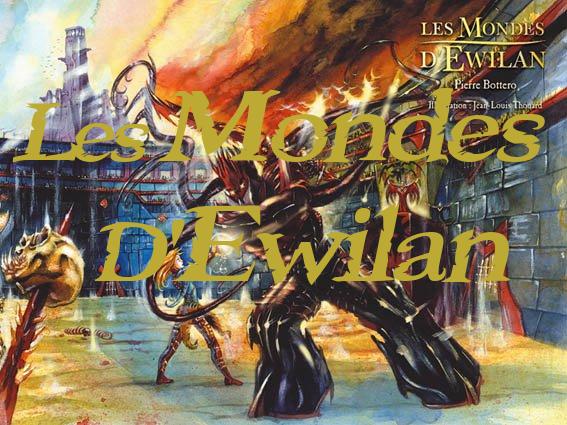 Les Mondes D'Ewilan