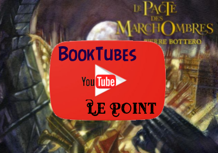 Le Point – Les booktubes autour de Pierre Bottero
