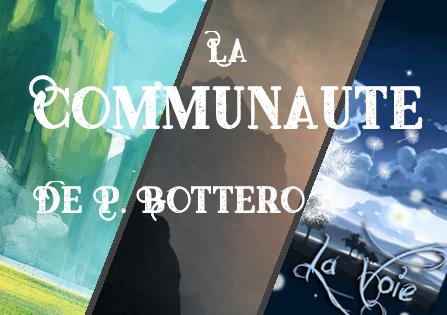 La Communauté de Pierre Bottero