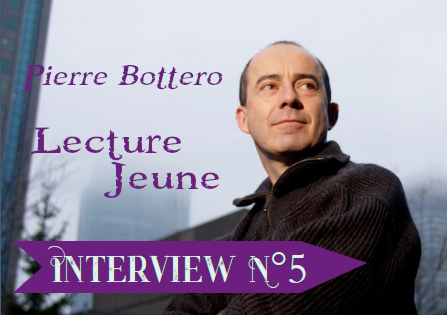 Interview Pierre Bottero : Lecture Jeune (2009)
