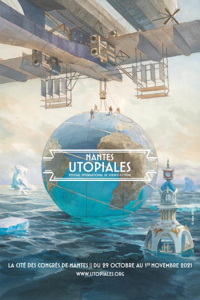 Affiche Utopiales